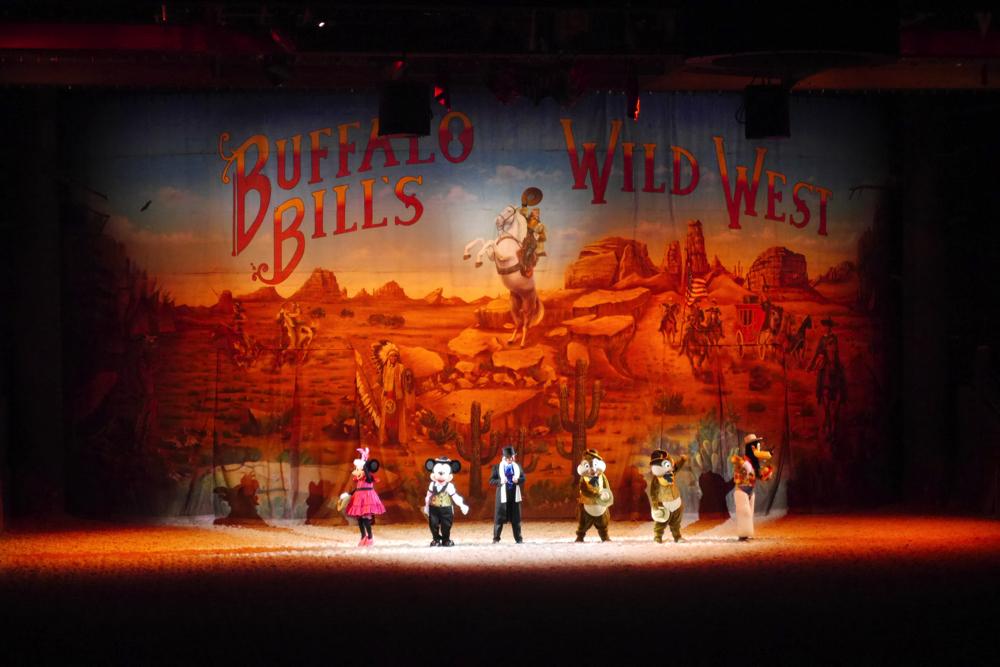 【DLP旅行記】バッファロー・ビルのワイルド・ウェスト・ショー【イギリス・ロンドン旅行33】